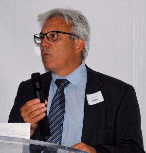 Didier Simon, Président de La Toulousaine. © V&MA