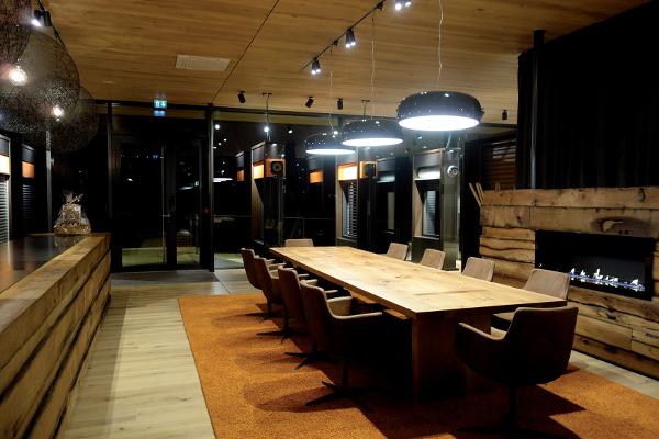 ... à l'image de ses produits et de son showroom ©V&MA