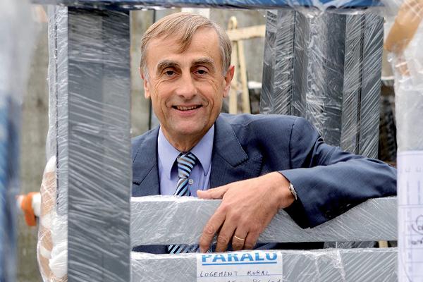 Jean-Marc Courau, Pdg et actionnaire principal du groupe Coralu ©V&MA
