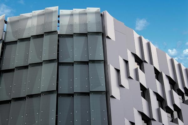 Les fameux bureaux BBC Equinox à Lyon Part-Dieu. ©Paralu