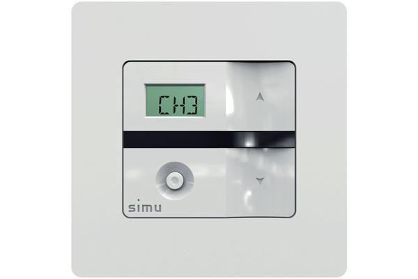 Toujours à la pointe de l'innovation, la gamme Simu-Hz et l'application LiveIn® pilotent de nouveaux automatismes et onnectent à distance © Simu
