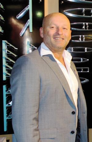 David Garotte, gérant Tellier Brise-Soleil ©V&MA
