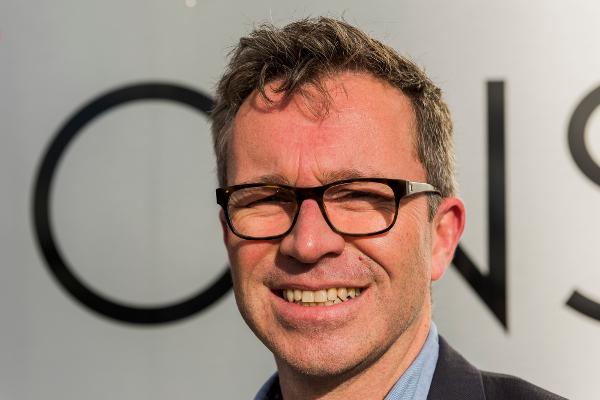 Yves-Marie Guilliec, gérant de l'entreprise ML Solutions à Quimper (29) ©Cadiou Industrie