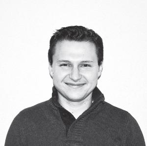 Antonio Garofalo, animateur du réseau et chargé de clientèle chez Klozip ©Klozip