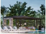 Kedry Prime crée un nouvel espace de détente près de la piscine dans une villa privée