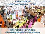 EQUIPBAIE | METALEXPO : un salon dynamisé par les animations des exposants