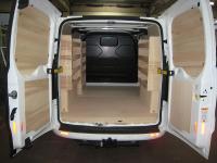 Aménagement intérieur - véhicule utilitaire
