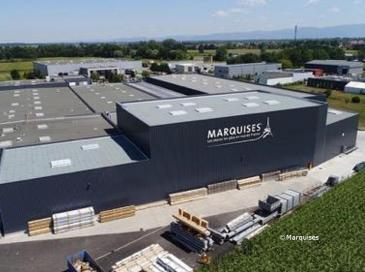 Nouvelle usine pour Marquises