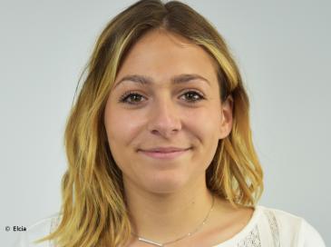Pauline Liria, nouvelle Animatrice Réseaux d'Elcia