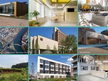 Lauréats internationaux des Green Solutions Awards 2019