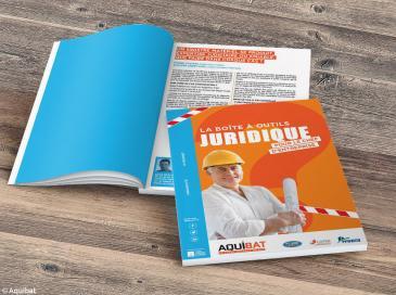 Aquibat crée l'événement avec la « Boîte à outils juridique »