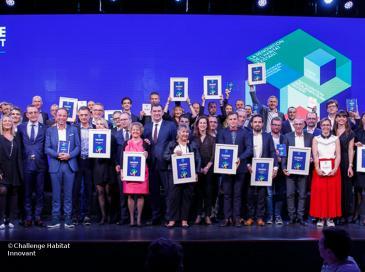 Challenge de l'habitat innovant 2020 : les sept projets en or
