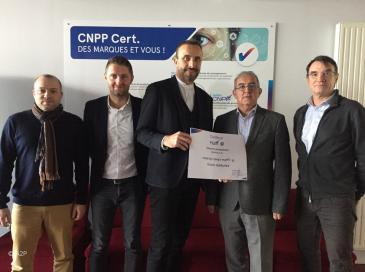 1ère serrure connectée A2P certifiée en Europe