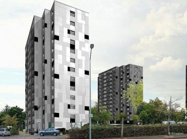 Bouygues Bâtiment Grand Ouest : une réhabilitation zéro déchet à Angers (49)