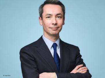 Francis Cholley, nouveau directeur de SageGlass pour l'Europe et le Moyen-Orient