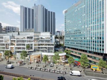 Les Ateliers Gaîté Montparnasse en sécurité avec VD-Industry