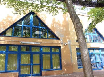Des menuiseries Lorenove pour habiller l'école maternelle Dunois à Paris