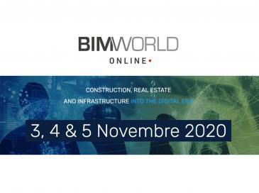 Succès pour le premier Congrès BIM World online !