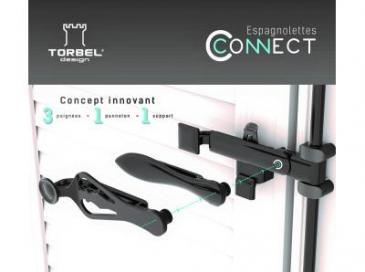 Espagnolettes CONNECT