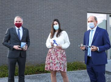 Renson offre un moniteur de CO2 à chacun de ses collaborateurs