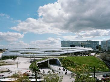 VD-Industry sécurise la remarquable gare de Rennes, élue