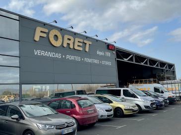 Changement de cap pour les Ets Forêt avec l'arrivée d'un centre d'usinage elumatec