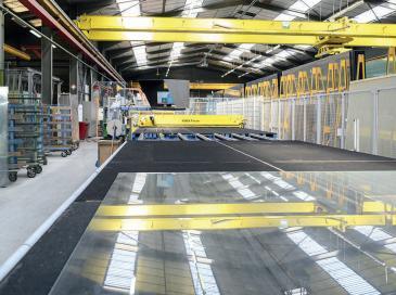 L'usine mayennaise RIOU Glass VIO gonfle ses performances