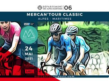 AluK s'engage dans la première édition de la Mercan'tour Classic Alpes Maritimes
