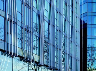 Une nouvelle empreinte profilée par Schüco au siège historique parisien du groupe InVivo