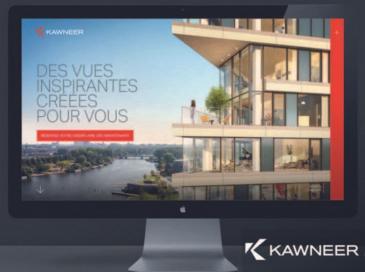 Kawneer ouvre de nouveaux horizons avec son portfolio en ligne PerspeKtives