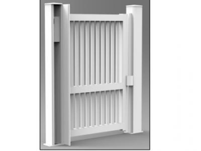 Nouveau concept motorisation portes-portails