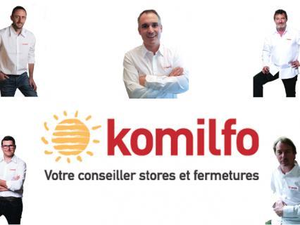 Dynamique confirmée pour Komilfo avec 5 nouveaux adhérents