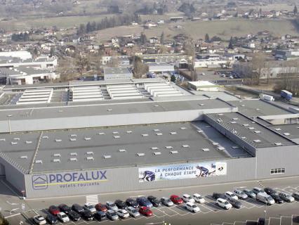 Profalux, 50 ans d'excellence