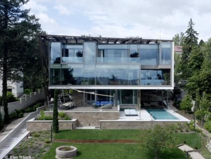 Villa avec vue panoramique à Belgrade