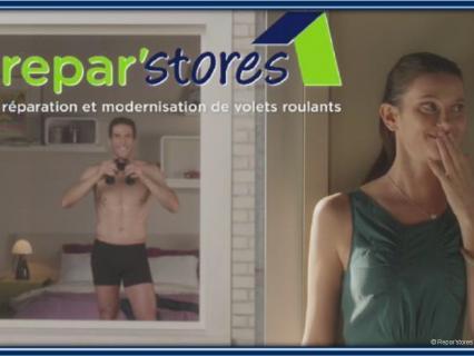 Repar'stores commence 2020 avec une campagne de communication TV
