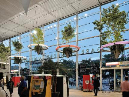 Architecture-urbanisme : quand la végétalisation reprend sa place