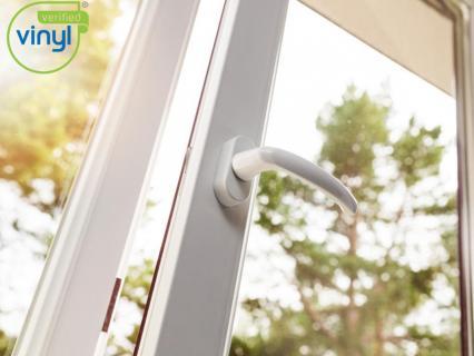 Un premier label de durabilité pour les fenêtres en PVC