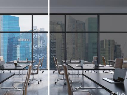 Halio Glass renforce la certification des bâtiments
