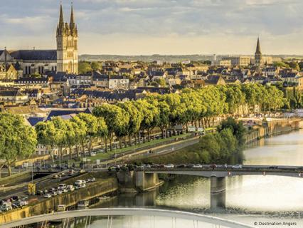 Podcasts Destination Angers : des voix et des idées pour redonner vie à l'économie