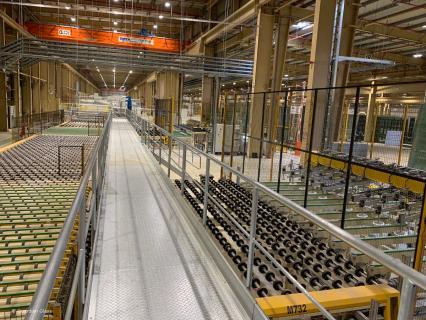 Guardian Glass lance un nouveau coater à Czestochowa, en Pologne