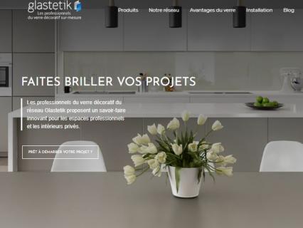 Le réseau Glastetik s'offre une cure de jouvence sur le web