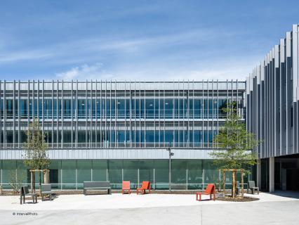 Inauguration d'un lycée à énergie positive à Nort-sur-Erdre