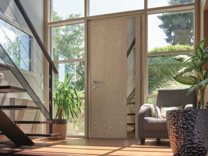MéO dévoile sa toute nouvelle collection de portes d'entrée bois-aluminium