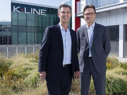 Olivier de Longeaux devient Directeur Général de K.LINE