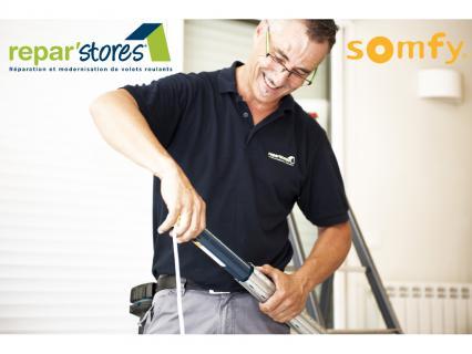 Somfy annonce une prise de participation majoritaire au capital de Repar'Stores