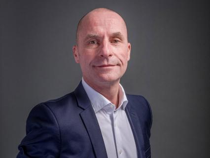 Frédéric Vigier, nouveau directeur général d'Alupréférence