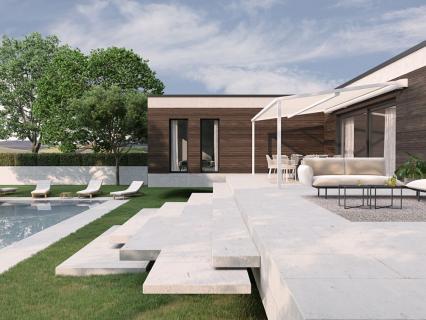 KE Outdoor Design remporte le prix IF Design 2021 pour son store pergola Hydrae Plus