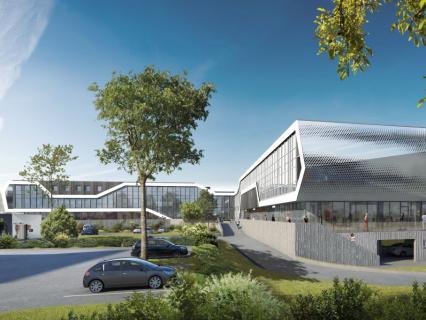 L'expertise de Louineau pour l'ensemble immobilier Le Calys à Toulouse