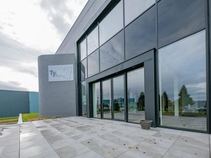 TY.ALU, partenaire du réseau Solutions Pro Sapa, accueille son nouveau cogérant