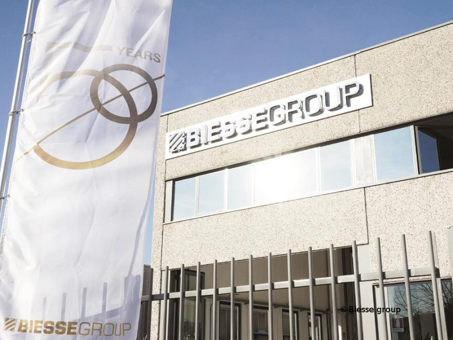 50 ans d'innovation, et le groupe Biesse fait toujours cap vers le futur…